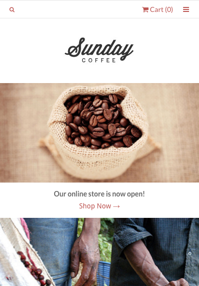Weekend Shopify Theme