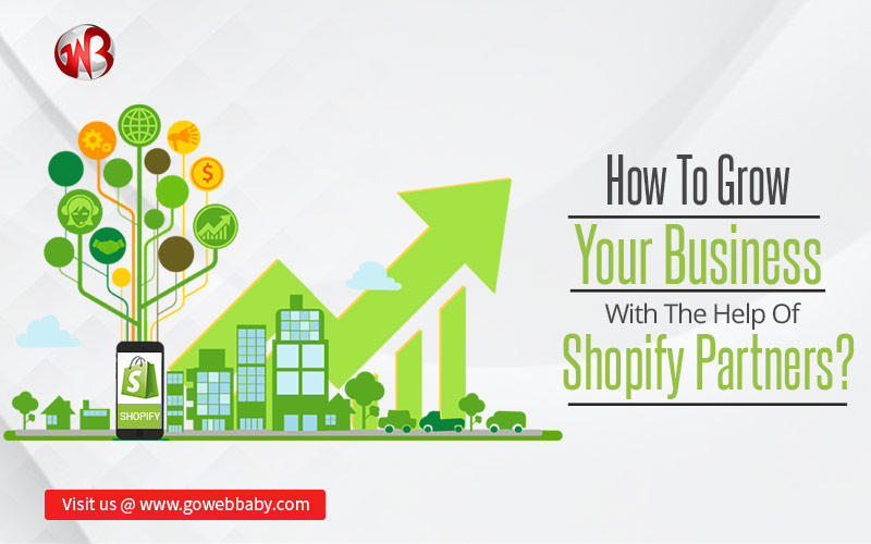 How To Grow Your Business With The Help Of Shopify Partners?