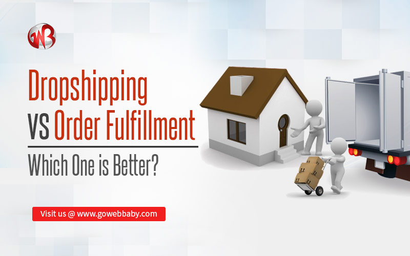 Dropshipping vs Order Fulfilment