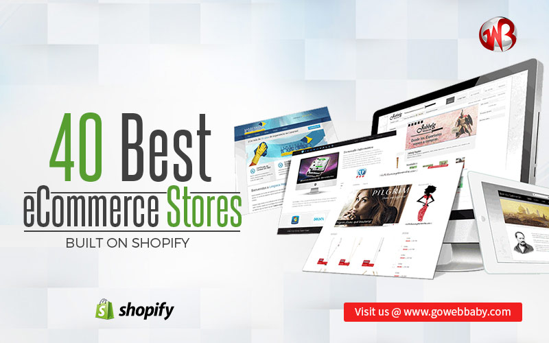 Best ECommerce Stores Built On Shopify GoWebBabyCom - Commercial invoice template word free top 10 women's online clothing stores
