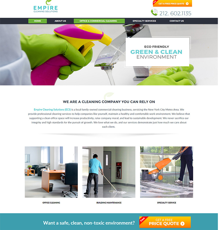 Empire Cleaning Solutions