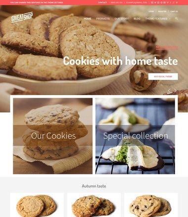 Focal Shopify Premium Template