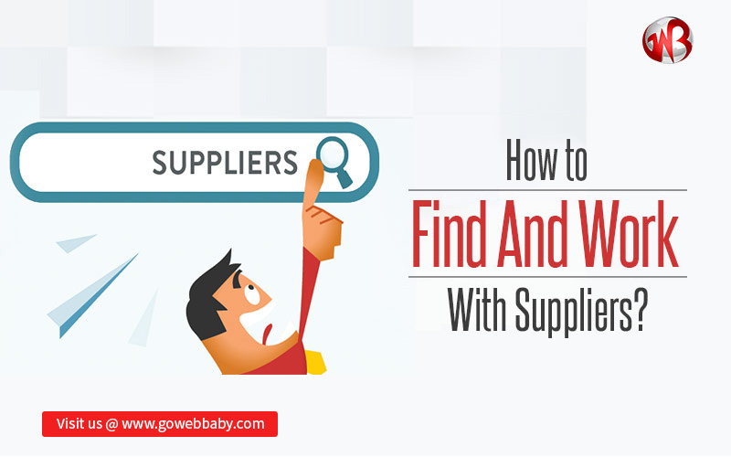 How to find and work with suppliers