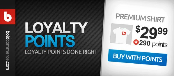 Loyalty Points by Bold