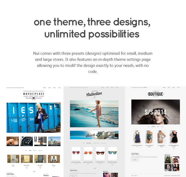 Nui Shopify Premium Template