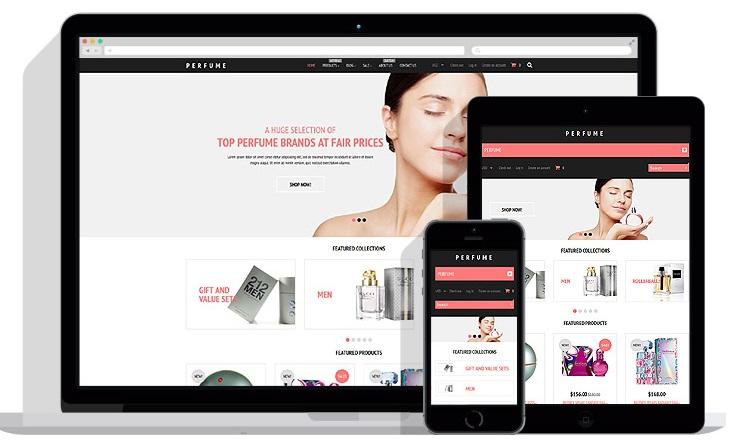 Parallax Shopify Premium Theme