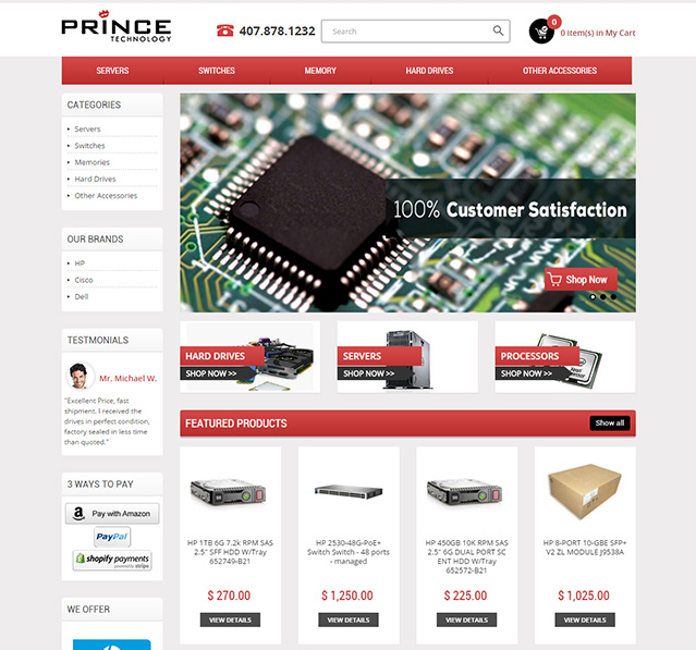 Prince Technology