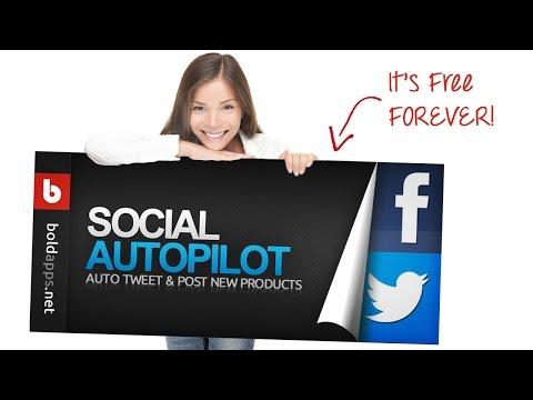 Social Autopilot Shopify Bold App