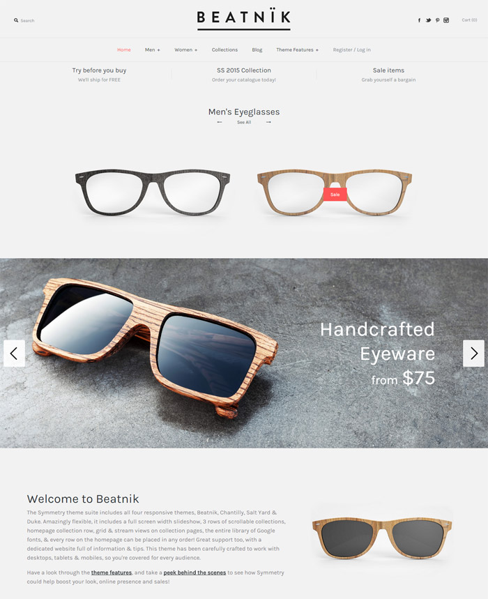 Symmetry Shopify Premium Theme