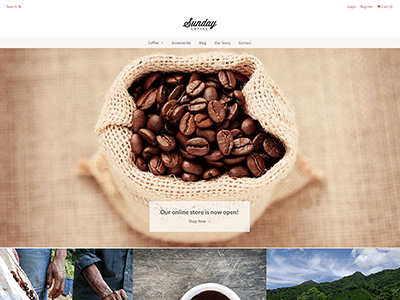 Weekend Shopify Premium Theme