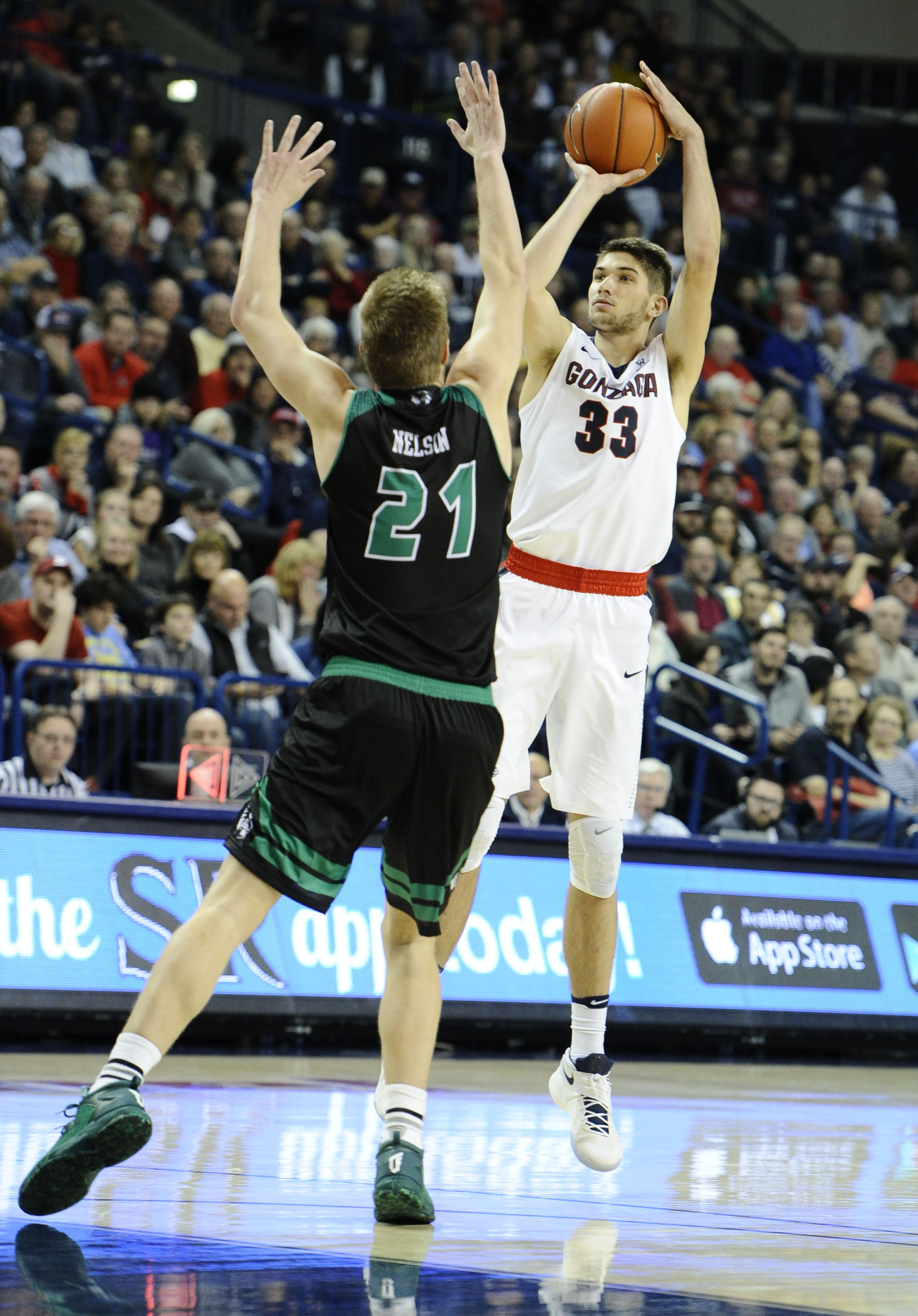 mbb television schedule announced - gonzaga university athletics