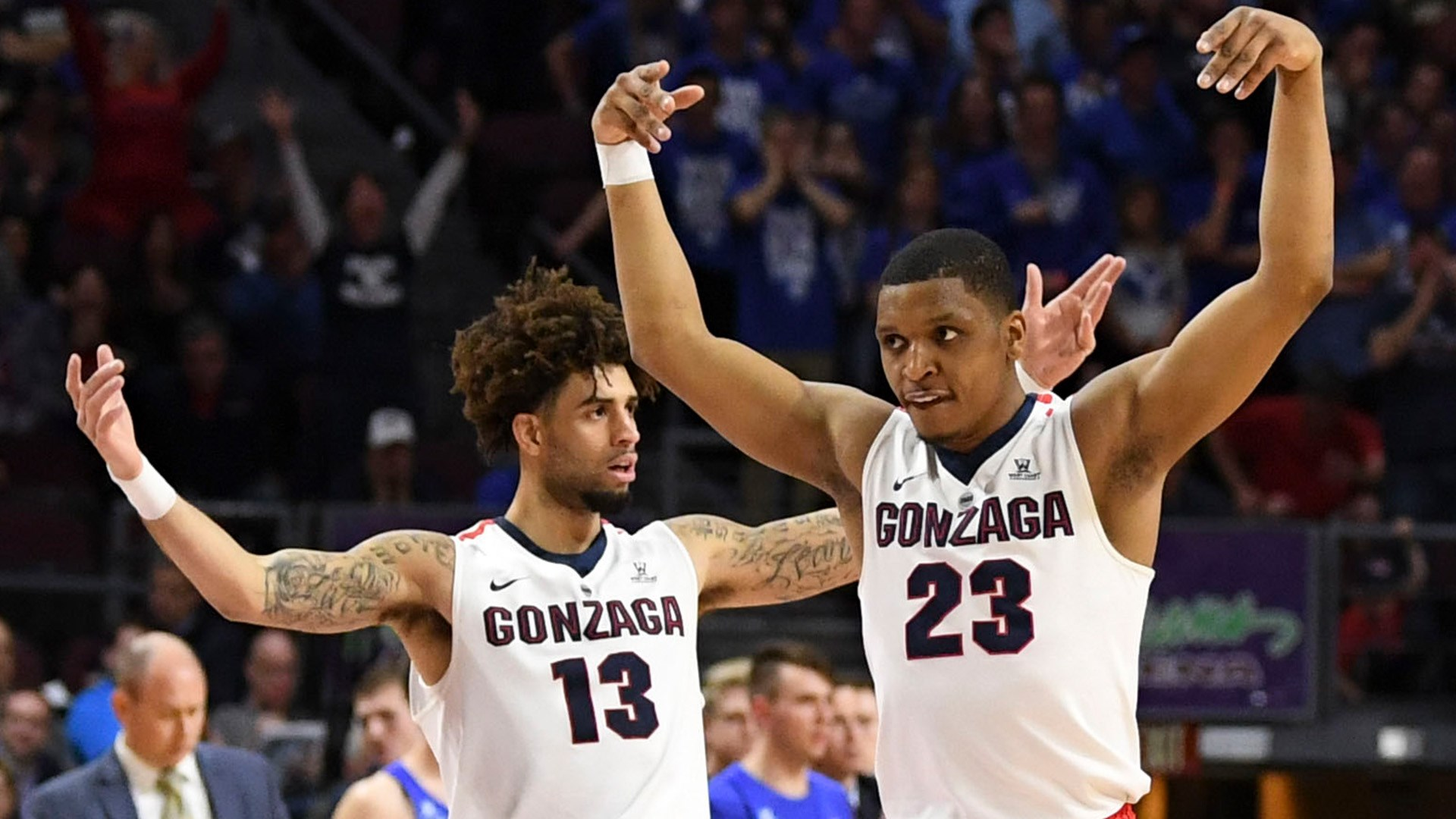 wcc releases men's basketball schedule - gonzaga university athletics