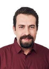Candidato Guilherme Boulos 50