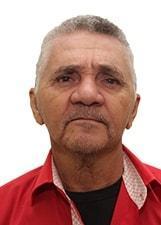 Candidato Geraldo Nunes (Geraldinho) 1322