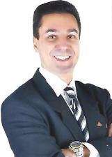 Candidato Professor Mauricio Bastos 33000