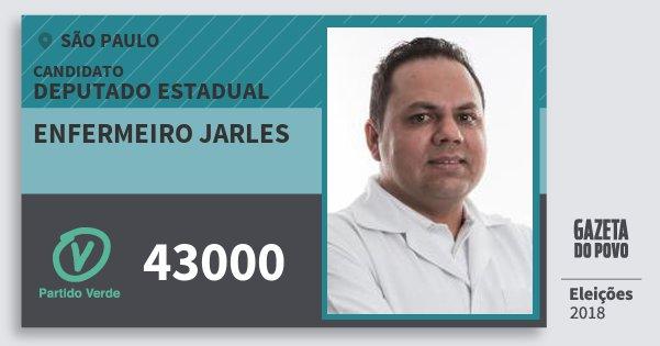 Resultado de imagem para Enfermeiro Jarles (PV)