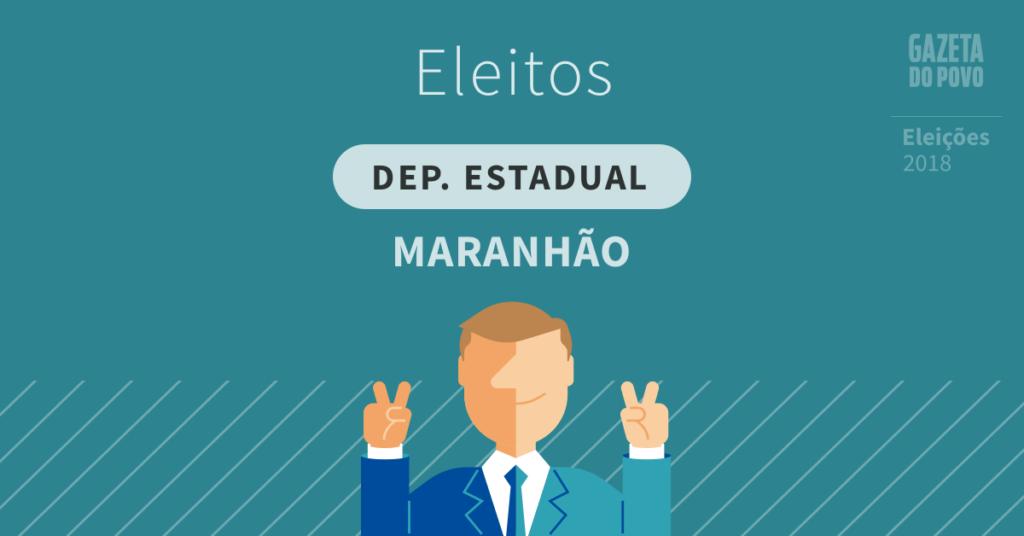Resultado da eleição para deputado estadual no Maranhão