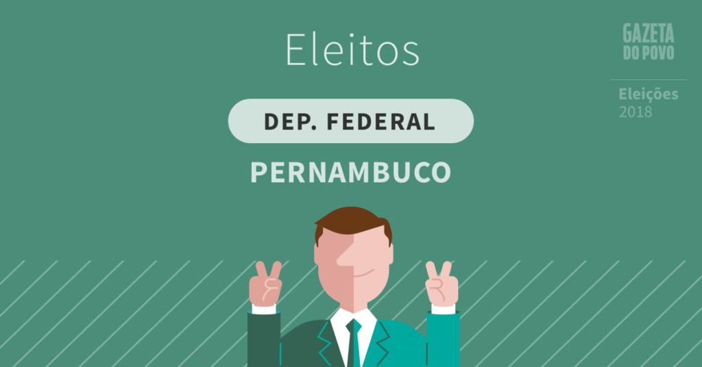 Resultado de imagem para DEPUTADOS FEDERAIS  PERNAMBUCO
