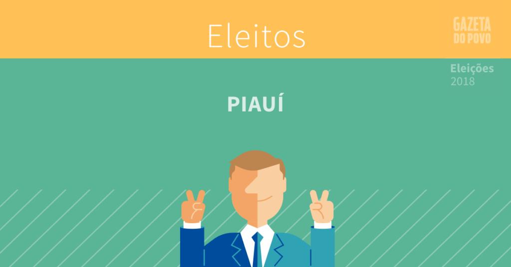Quem foi eleito no Piauí