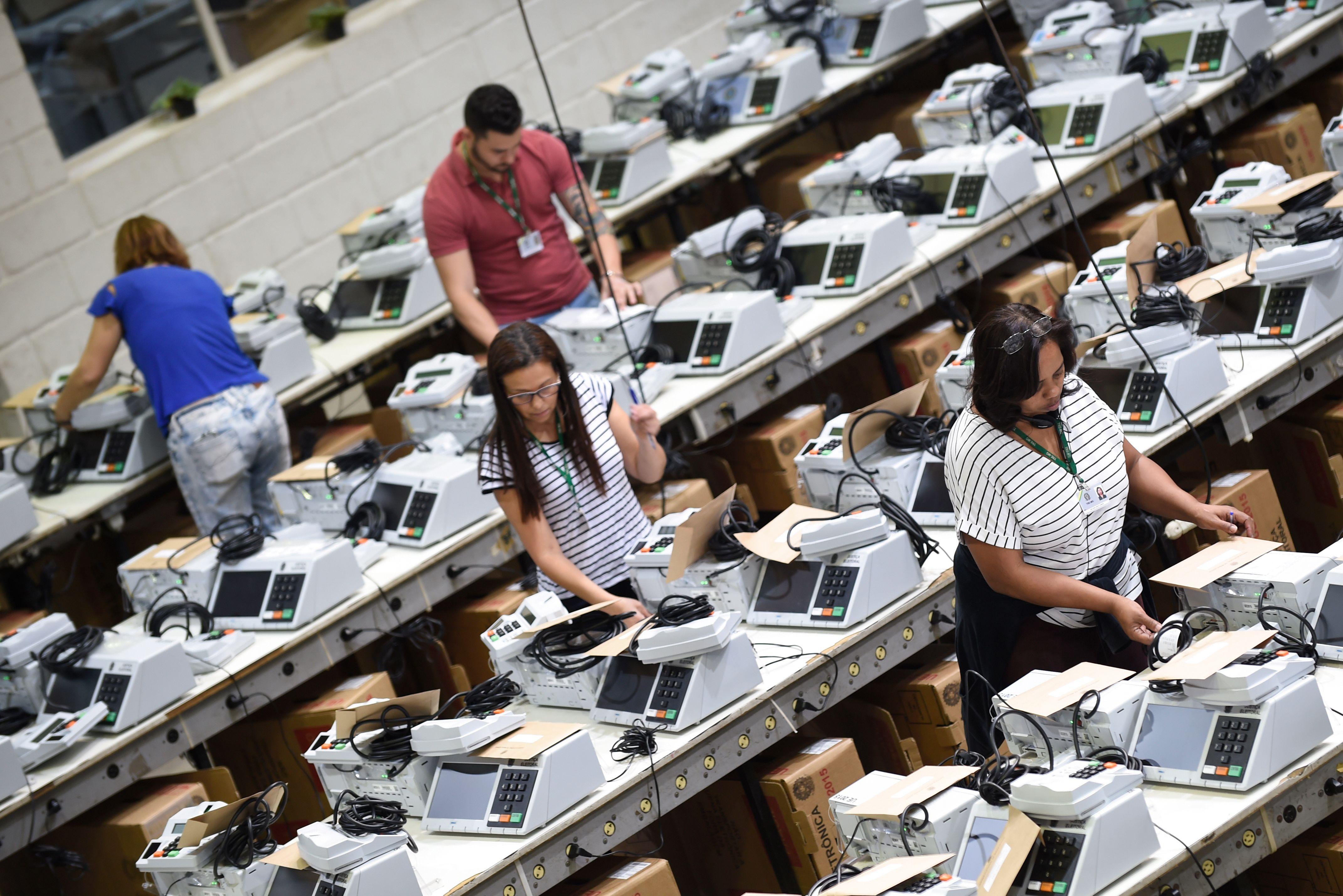 Acompanhe todas as notícias do primeiro turno das eleições em tempo real