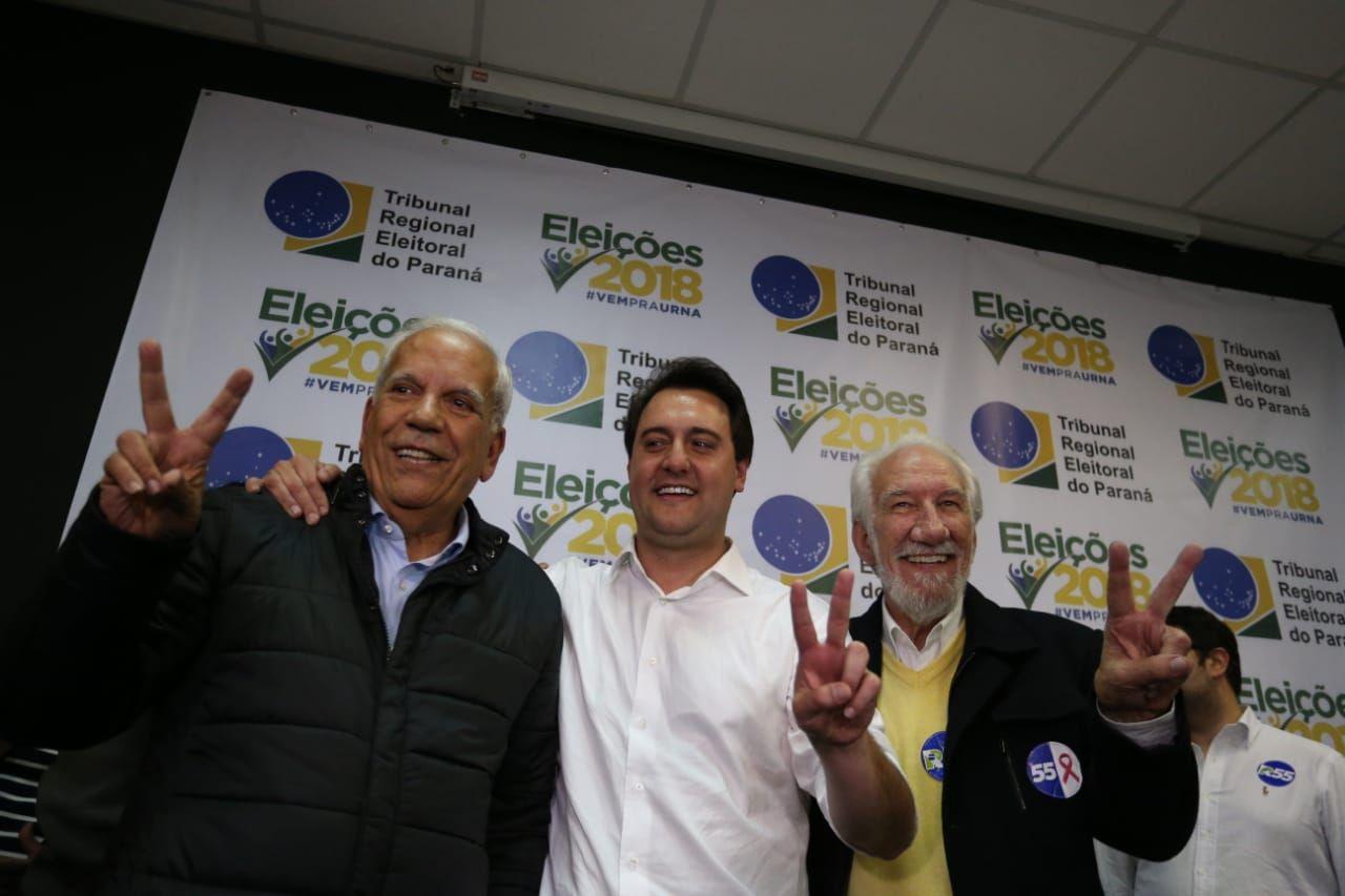 Prometeu, tem que cumprir! As promessas de Ratinho Jr, novo governador do Paraná