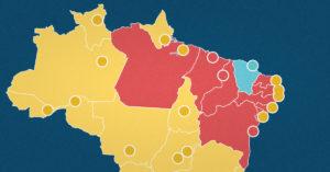 """""""Capitão reformado ganhou a eleição na maioria das capitais, incluindo as de seis estados – cinco nordestinos e um da Região Norte – onde Haddad foi o mais votado"""" Leia mais em: https://www.gazetadopovo.com.br/eleicoes/2018/bolsonaro-foi-o-mais-votado-em-cinco-capitais-do-nordeste-8p9ytzi7sehxao92ocnawdiqn Copyright © 2018, Gazeta do Povo. Todos os direitos reservados."""