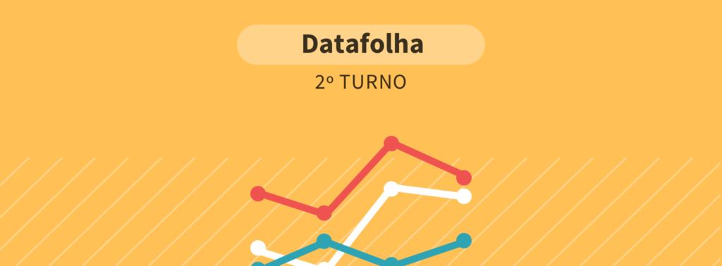 Datafolha Presidente Segundo Turno Bolsonaro Alcanca