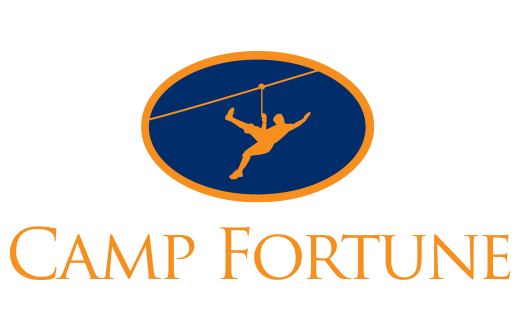 Camp Fortune Aerial Logo