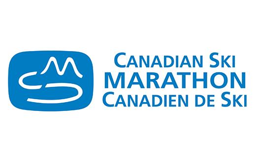 Canadian Ski Marathon Logo