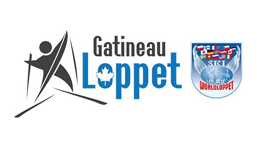 Gatineau Loppet Logo