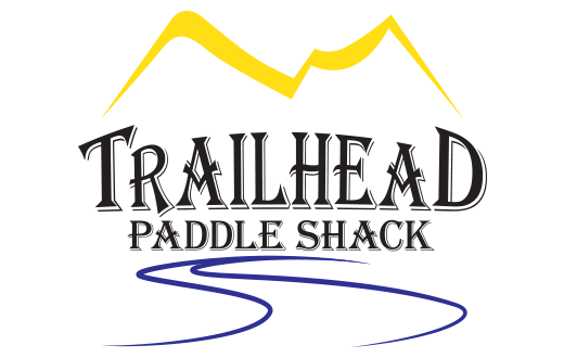 Trailhead Paddle Shack Logo