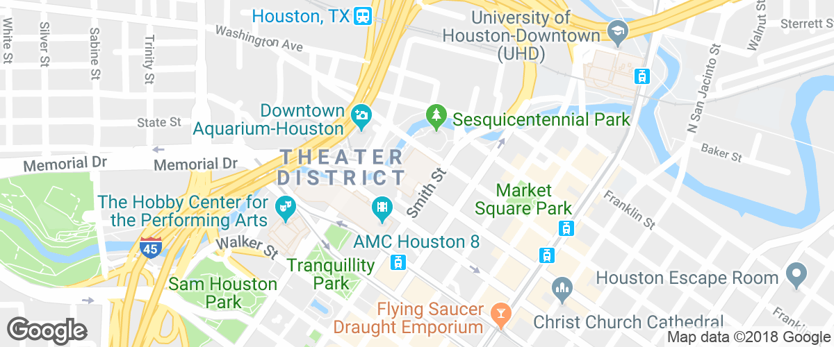 Map 77002.Open Opportunities At Houston Grand Opera Guild Houston Grand