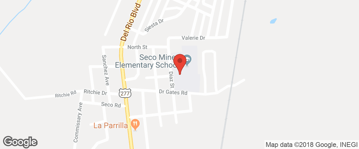 Give Back to Seco Mines Elementary - Seco Mines Elementary