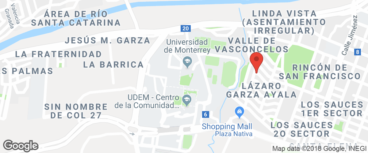 Mapa de Google
