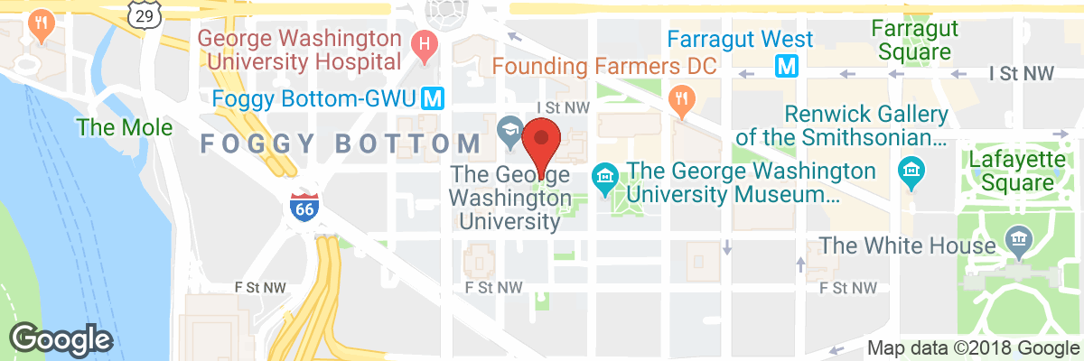 Event Flow | GW Votes Party at the Mailbox | George