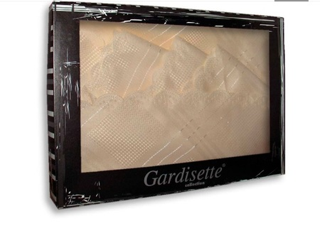 Gardisette Mantel antimanchas rectangular mediano con servilletas