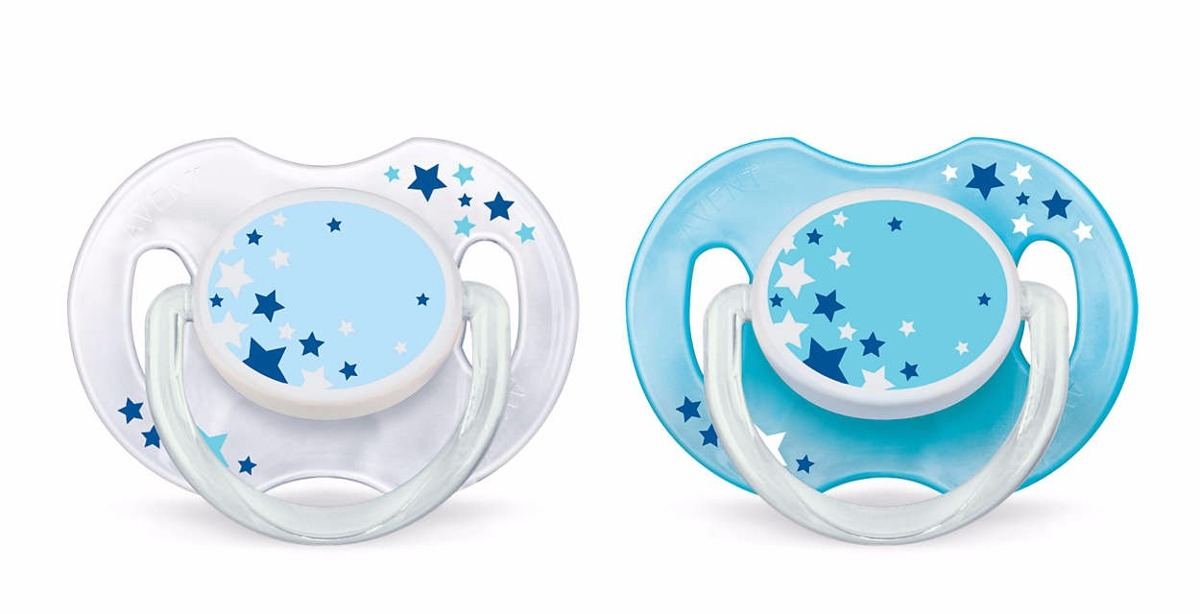 Chupetes - Avent Chupetes Philips Avent Scf176/18 Nocturno 0-6 M