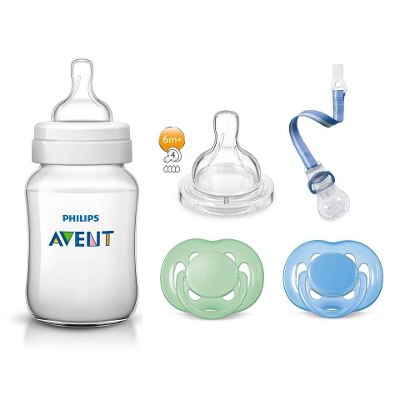 Combos - Avent Combo Philips Avent 6-18 M Classic+ Nene 7798161618143