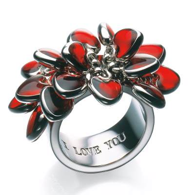 Accesorios - Swatch Anillos Swatch Love Explosion Jrr016 Mujer