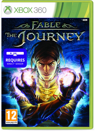 Videojuegos - Microsoft Fable: The Journey para Xbox 360