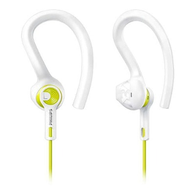 In-Ear - Philips Auriculares Deportivos Action Fit Shq1400lf/00