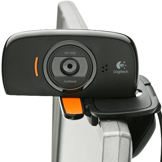 Webcam - Logitech Webcam Logitech C525