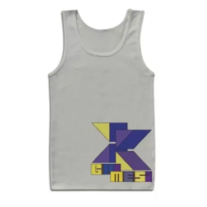 Remeras y Musculosas - X GAMES Musculosa Cubism