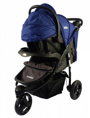 Bebitos Cochecito Jogger Travel System AETOS Bebitos BE-512E