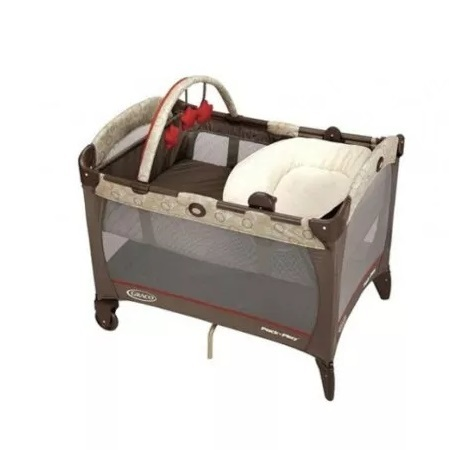 Practicuna - Graco Practicuna Napper reversible Forecaster Graco