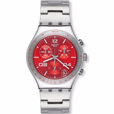 Relojes - Swatch Reloj Swatch Blustery Red Ycs563g