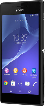 Sony Celular Smartphone Sony Xperia M2 D2302 - Android - Dual Sim