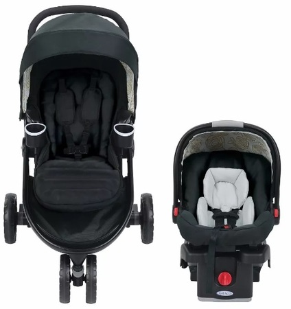Cochecitos - Graco Travel System Modes 3 Lite Graco