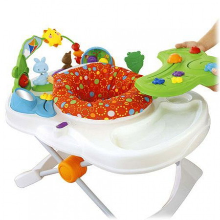 Fisher Price Centro 2 en 1 Snack & Fun! Fisher Price X-7323