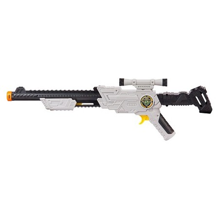 Baby Shopping Rifle Escopeta Infantil X-shot Zombie